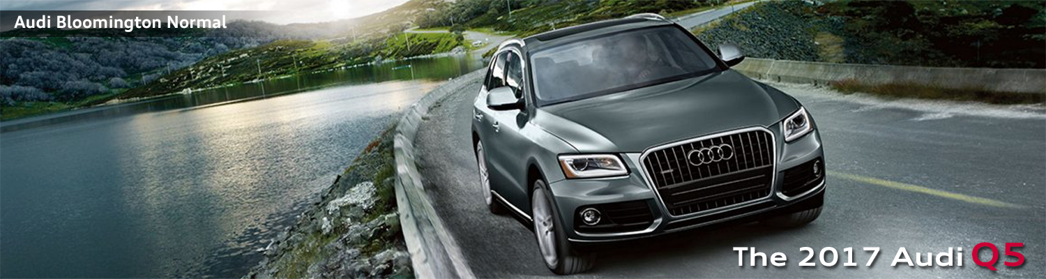 Audi Q Model SUV Research BloomingtonNormal IL - Audi bloomington in