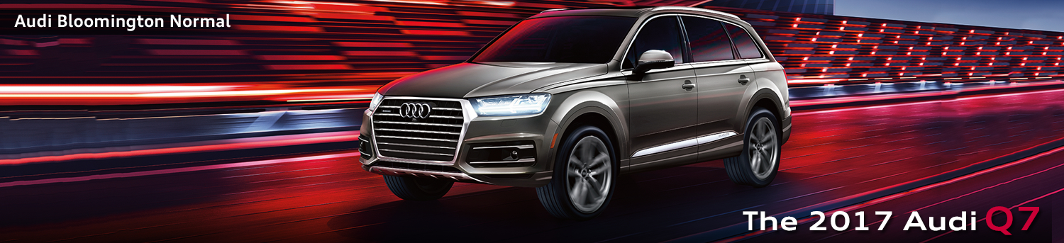 2017 Audi Q7 Features & Details in Normal, IL