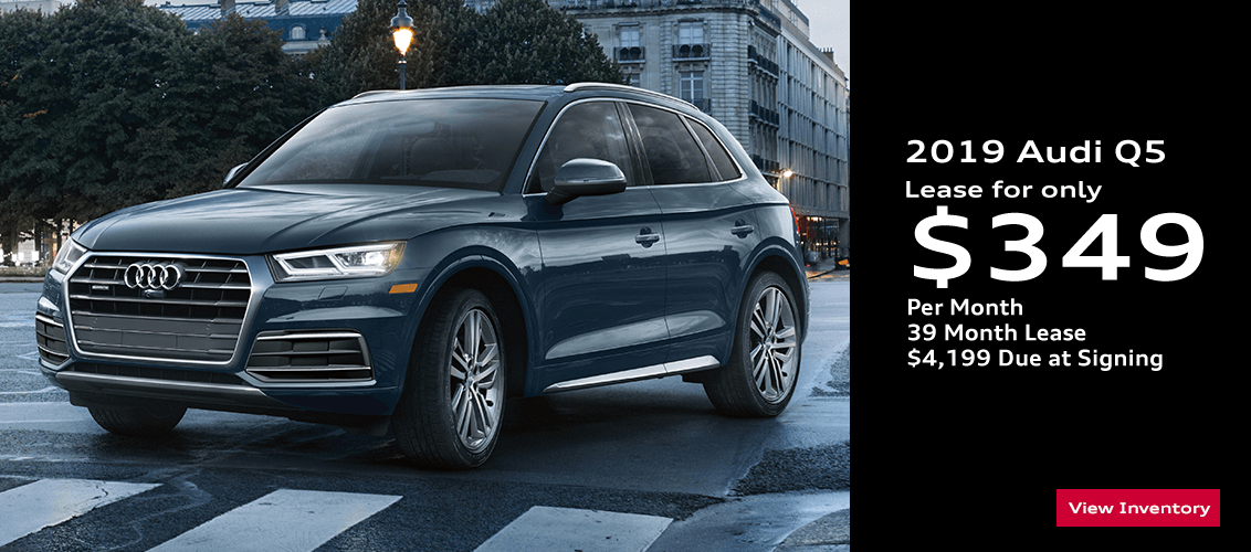 Audi Q5 Lease >> 2018 Audi Q5 Specials In Gilbert Az