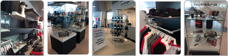Audi Pacific Parts Boutique