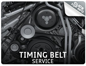 Audi Timing Belt Service Information serving Manhattan Beach, Hermosa Beach, and Palos Verdes