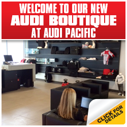 Click To View Our Audi Parts Boutique serving Hermosa Beach & Torrance, CA