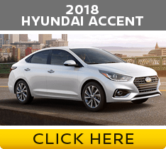 Click to learn more about the 2018 Versa vs Hyundai Accent comparison at Barberino Nissan in Wallingford, CT