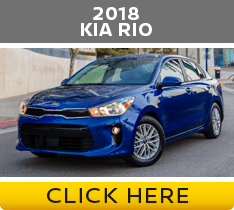 Browse our 2018 Versa vs KIA Rio comparison at Barberino Nissan in Wallingford, CT