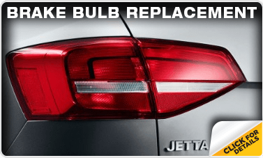 Click to research our Volkswagen Brake Bulb Replacement service in Omaha, NE