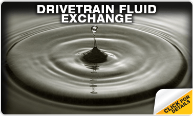 Click to learn about our drivetrain fluid exchange service at Baxter Volkswagen Westroads in Omaha, NE