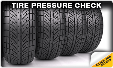 Click to learn about our tire pressure check inspection service at Baxter Volkswagen Westroads in Omaha, NE