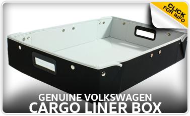 Click to view Volkswagen cargo liner box parts information in Omaha, NE