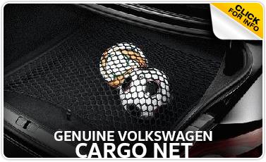 Click to view Volkswagen cargo net parts information in Omaha, NE