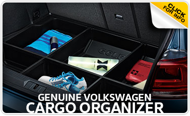 Click to view Volkswagen cargo organizer parts information in Omaha, NE
