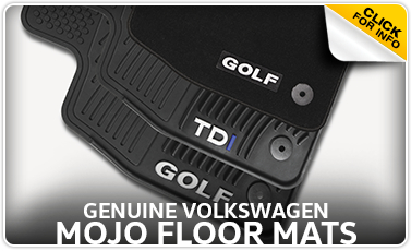 Click to learn more about genuine Volkswagen Mojo Floor Mats in Omaha, NE