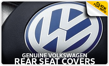 Learn more about the Genuine Volkswagen Rear Seat Cover w/Logo at Baxter Volkswagen Westroads serving Omaha, NE