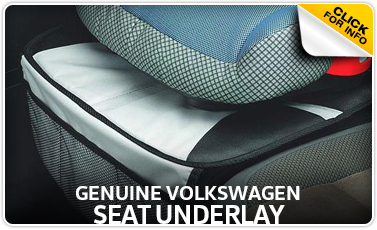 Learn more about the Genuine Volkswagen Seat Underlay at Baxter Volkswagen Westroads serving Omaha, NE