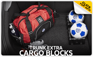 Browse our VW CarGo Blocks parts information at Baxter Volkswagen Westroads in Omaha, NE