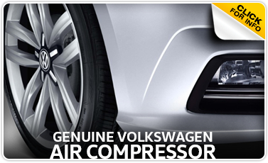 Learn more about the Genuine Volkswagen Air Compressor at Baxter Volkswagen Westroads serving Omaha, NE