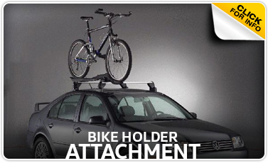 Click to learn more about genuine Volkswagen bike holder in Omaha, NE