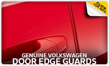 Learn more about the Genuine Volkswagen Door Edge Guards at Baxter Volkswagen Westroads serving Omaha, NE