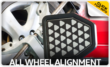 Click to research our Volkswagen all-wheel alignment service in Omaha, NE