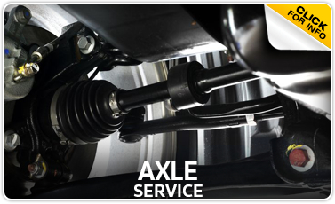 Click to view our Volkswagen axle service in Omaha, NE