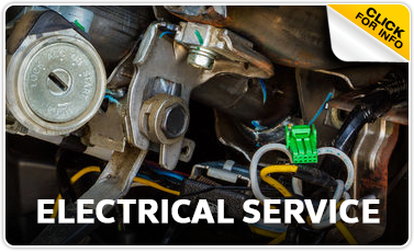 Click to learn more about our Volkswagen electrical system service in Omaha, NE
