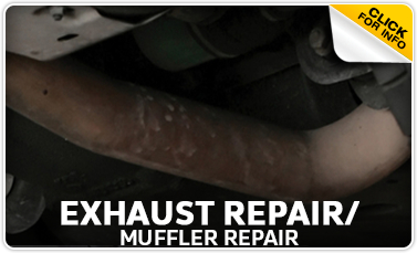 Click to research our Volkswagen Muffler & Exhaust Repair service in Omaha, NE