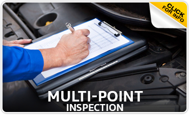 Click to view our Volkswagen multi-point inspection service in Omaha, NE