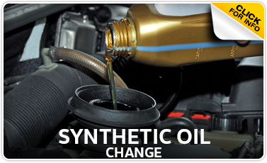 Click to view our Volkswagen synthetic oil change service in Omaha, NE