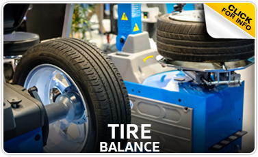 Click to view our Volkswagen tire balance service in Omaha, NE