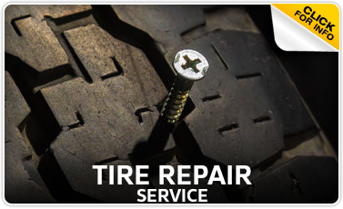 Click to view our Volkswagen tire repair service in Omaha, NE