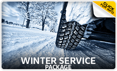 Click to research our Volkswagen winter service package available in Omaha, NE