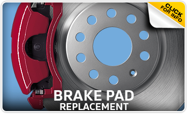 Click to research our Volkswagen Brake Pad Replacement service in Omaha, NE
