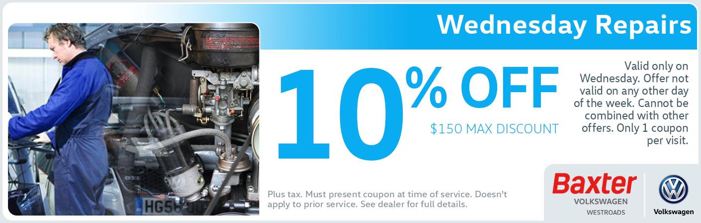 Brakes Plus Omaha Ne >> Volkswagen Wednesday Service Special Savings | Omaha Car Repair