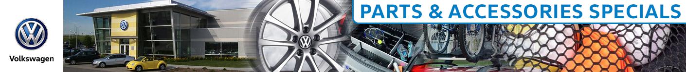 Baxter Volkswagen Westroads Parts Specials in Omaha, NE