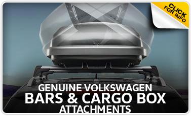 Volkswagen Bars and Cargo Box Attachment In La Vista, NE