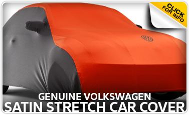 Volkswagen Satin Stretch Car Cover In La Vista, NE