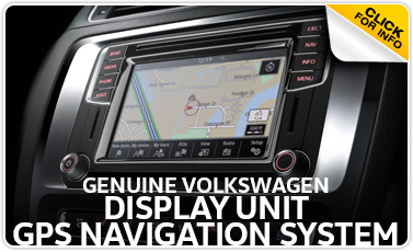 Click to research our Volkswagen Navigation Display Unit in La Vista, NE