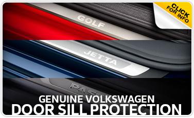 Click to learn more about Volkswagen Door Sill Protectors in La Vista, NE