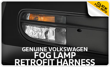 Click to research our Volkswagen Fog Lamp Retrofit Harnesses in La Vista, NE