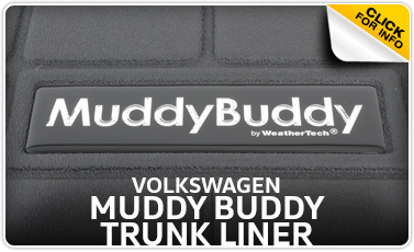 Volkswagen Genuine Muddy Buddy Trunk Liner In La Vista, NE