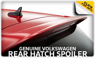 Click to view our Volkswagen Rear Hatch Spoiler parts information in La Vista, NE