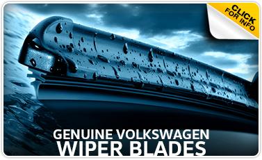 Genuine Volkswagen Wiper Blades Serving La Vista, NE