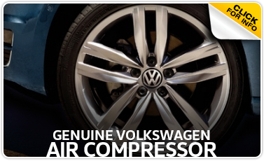 Click to learn more about a Volkswagen Tire Inflation Air Compressor in La Vista, NE