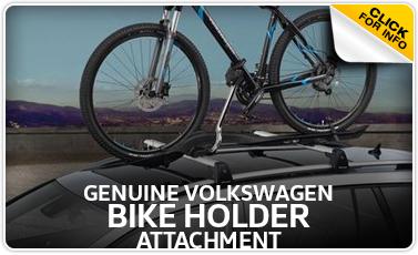 Click to learn more about a Volkswagen Bike Holder Attachment in La Vista, NE