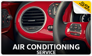 Genuine VW Air Conditioning Service at La Vista, NE