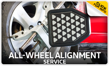Volkswagen All-Wheel Alignment Maintenance Service information from Performance Volkswagen in La Vista, NE