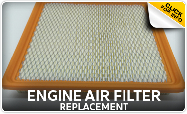 Volkswagen Engine Air Filter Replacement Service Information serving Council Bluffs and Des Moines