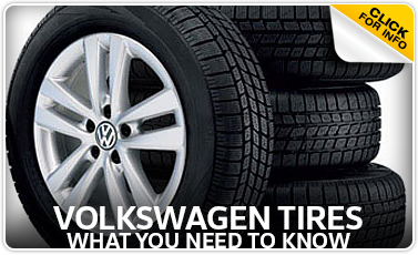 Volkswagen Tires Information serving Council Bluffs and Des Moines