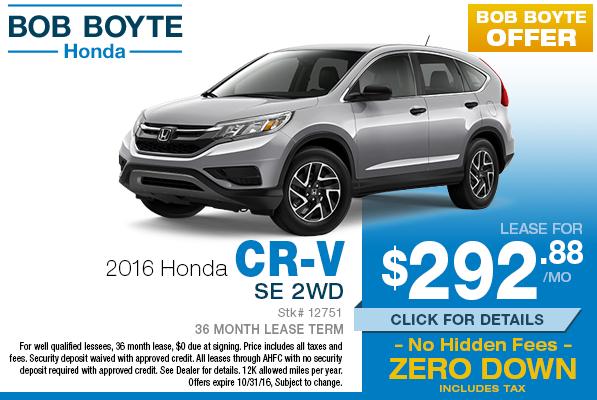 Honda crv zero down lease new honda release 2017 2018 for Honda crv lease offers