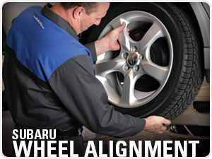 Subaru Wheel Alignment Service in Columbus, OH