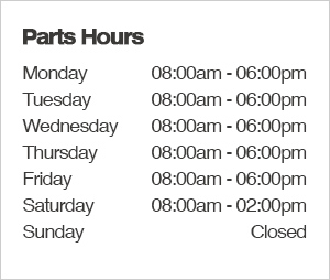 Byers Airport Subaru Parts Hours and Location Columbus, OH